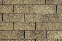 3-Tab roofing shingle